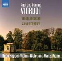 Viardot: Violin Sonatas; Violin Sonatina