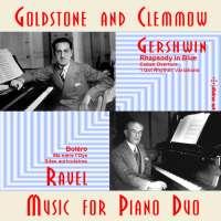 Gershwin & Ravel: Music for Piano Duo