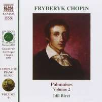 CHOPIN: Piano Music - Polonaises (vol. 2)