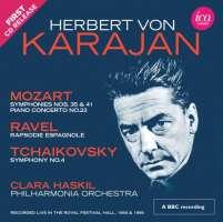Mozart; Ravel; Tchaikovsky