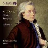 Mozart: Piano Sonatas Vol. 2