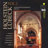 Organ Landscape: Holstein-Lubeck, Volume 2
