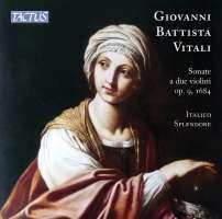 Vitali: Sonate a due violini op. 9, 1684