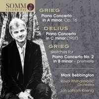 Grieg & Delius: Piano Concertos