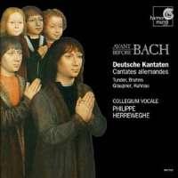 Avant Bach - Deutsche Kantaten