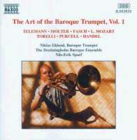 The Art of the Baroque Trumpet Vol. 1