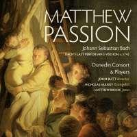 Bach: Matthew Passion BWV 244