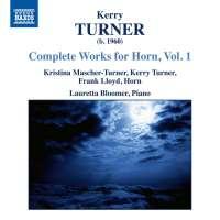 Turner: Works for Horn Vol. 1