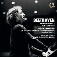 Beethoven: Piano Concerto No. 3; Triple Concerto