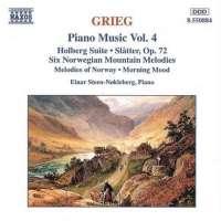 GRIEG: Piano Music Vol. 4