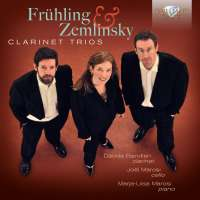 Frühling & Zemlinsky: Clarinet Trios