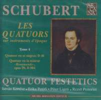 Schubert: String Quartets Vol 4 (D46, D804 Rosamunde)