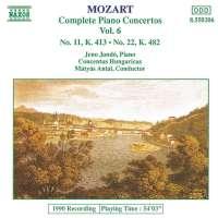 Mozart: Piano Concertos 11 & 22