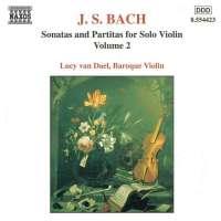 BACH: Violin Sonatas & Partitas vo