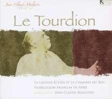 Le Tourdion - Dances of court and village