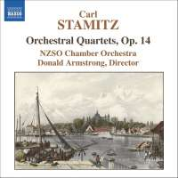 STAMITZ: Orchestral Quartets Op. 14