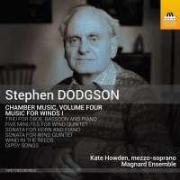 Dodgson: Chamber Music Vol. 4