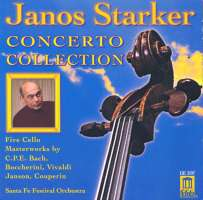Janos Starker - Concerto Collection
