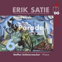 Satie: Piano Music Vol. 6