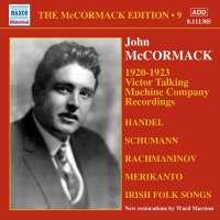 John McCormack Edition Vol. 9