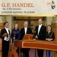 Handel: Op. 2 Trio Sonatas