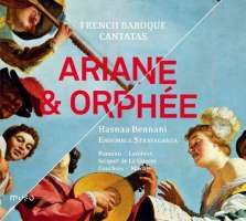Ariane & Orphée - French Baroque Cantatas