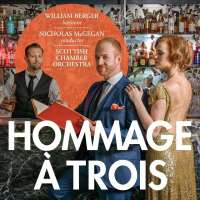 William Berger - Hommage A Trois