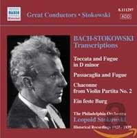 Bach: Stokowski Transcriptions, Vol. 1 (Stokowski) (1927-1939)