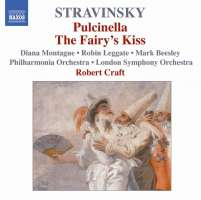 STRAVINSKY: Pulcinella, The Fairy's Kiss