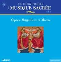 Vêpres, Magnificat & Motets - arcydzieła muzyki sakralnej vol. 3