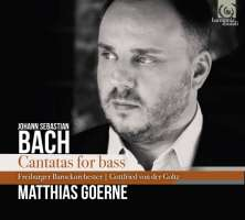 Bach: Cantatas for bass