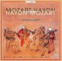 Mozart Inspires Haydn/Haydn Inspires Mozart
