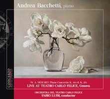 Mozart: Piano Concertos K. 414 & K. 271