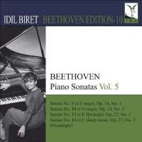 BEETHOVEN: Piano Sonatas, Vol. 5 (Biret Beethoven Edition, Vol. 10)