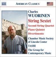 WUORINEN: WUORINEN: String Sextet; String Quartet No. 2