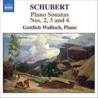 SCHUBERT: Piano Sonatas Nos. 2, 3, 6