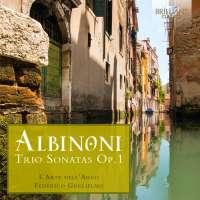 Albinoni: Trio Sonatas Op. 1