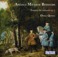 Besseghi: Sonate da Camera op. 1