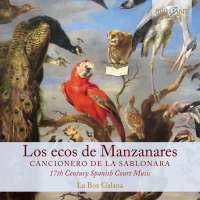 Los Ecos de Manzanares - Canzionero de la Sablonara