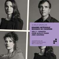 Brahms Chamber Music Vol. 5 - Sonates pour alto & piano