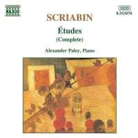 SCRIABIN: Etudes (Complete)