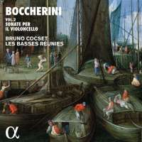 Boccherini: Vol. 2 Cello Sonatas