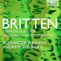 Britten: Complete Music for Cello Solo and Cello and Piano