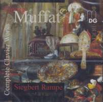 Muffat: Complete clavier works