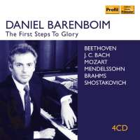 Daniel Barenboim - The First Steps To Glory