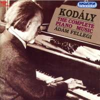 Kodaly: Piano music complete