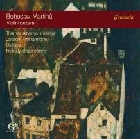 Martinu: Violin Concertos