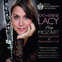 Katherine Lacy Plays Mozart