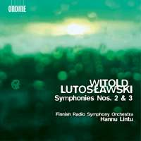 Lutosławski: Symphonies Nos. 2 & 3