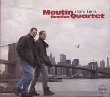 Moutin Réunion Quartet: Sharp Turns